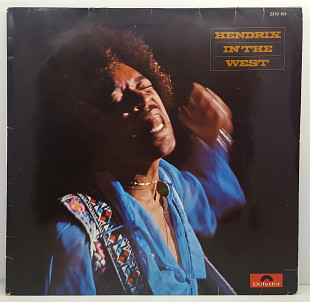 "Jimi Hendrix – Hendrix In The West LP 12"" (Прайс 30429)"