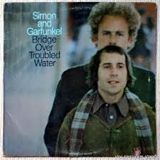 Simon and Gsrfunkel - Bridge Over Trouble Water USA EX/EX.