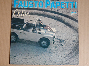 Fausto Papetti ‎– Chloè (Durium Start ‎– LP. S 40.054, Italy) NM-/EX+