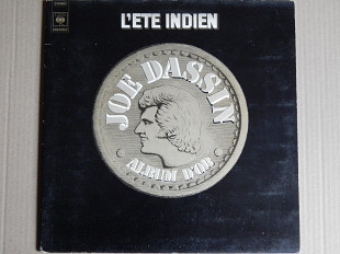 Joe Dassin ‎– L'Eté Indien : Album D'Or (CBS ‎– CBS 80954, Holland) EX+/ NM-
