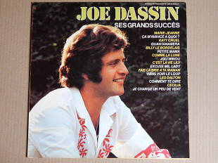 Joe Dassin ‎– Ses Grands Succès (CBS ‎– CBS 54540, Holland) EX+/NM-
