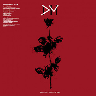 "Depeche Mode - Violator. The 12"" Singles (2020) (10xLP, BOX) S/S"