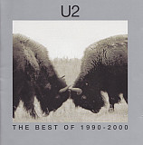U2 ‎– The Best Of 1990-2000 & B-Sides 2 CD
