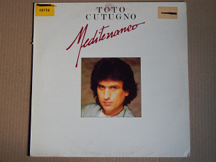 Toto Cutugno ‎– Mediterraneo (Baby Records ‎– L 00012, Switzerland) EX+/NM-