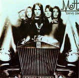 Mott - Drive On . USA EX/EX