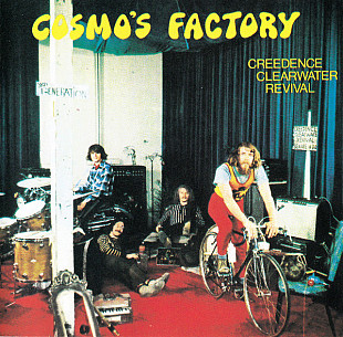 Creedence Clearwater Revival 1970 (1994) - Cosmo's Factory (фирма, француз)