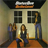 Status Quo - On The Level . GER . EX/EX
