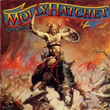 Molly Hatchet - Beatin The Odds . HOLL EX/EX
