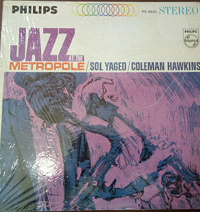 АКЦИЯ! Coleman Hawkins & Sol Yaged-Jazz at the Metropole