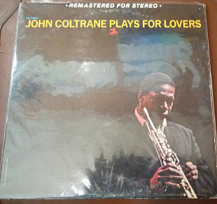 АКЦИЯ! John Coltrane-Plays for lovers