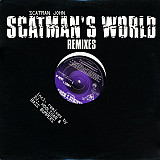 "Scatman John - Scatman's World (Remixes) (1995) (12"", 45 RPM, Maxi-Single) (2xLP) NM/NM/NM"