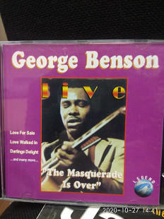 "George Benson. "" The Masquearad Is Over"""