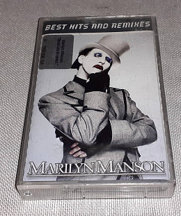 Кассета Marilyn Manson - Best Hits And Remixes