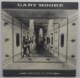 "Gary Moore – Corridors Of Power LP 12""(Прайс30435)"