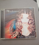 Madonna - The World Is My Playground / фирм.