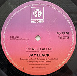 Jay Black ‎– One Night Affair