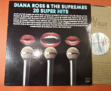 Diana Ross & The Supremes ‎– 20 Super Hits / Motown ‎– 523028, Vogue ‎– 523028, France