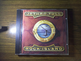 "Jethro Tull ""Rock Island"" Chrysalis 260181, W.Germany 1989, 1-st press full silver"