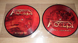 "Accept - Stamped 7"" / Final Journey 7"""