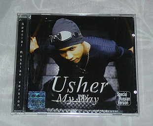 Компакт-диск Usher - My Way