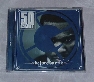 Компакт-диск 50 Cent - Before Curtis