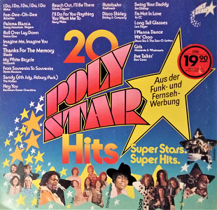 20 Poly Star Hits (Abba, Rubettes, Sunny Mountain Singers, Status Quo, Fox, Slade, Nazareth, Demis R