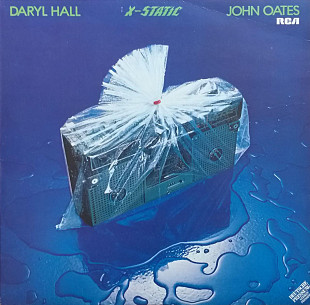 "Daryl Hall & John Oates ""X-Static"""