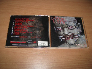 CANNIBAL CORPSE - Vile (1996 Metal Blade, 3984-14104-2, CENSORED 1st press, USA)