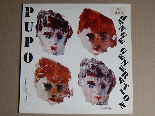 Pupo ‎– Change Generation (CGD ‎– CGD 20455, Italy) EX+/NM-