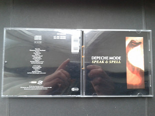 Depeche Mode - Speak & Spell