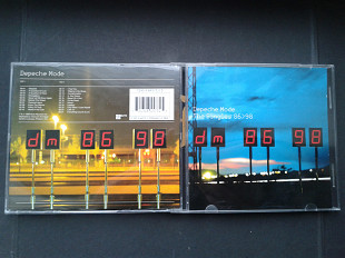 Depeche Mode - Singles 86>98 (2CD)