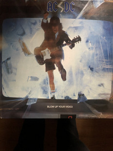 Винил AC/DC Blow up your video 1988 г