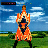 DAVID BOWIE''EART NL I NG''CD