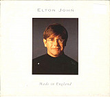 ELTON JOHN''MADE IN ENGLAND''CD