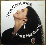 Rita Coolidge – Fire me back (1990)(made in Holland)
