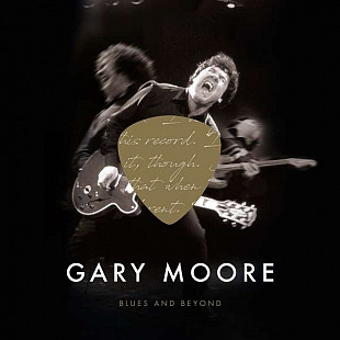 M/M vinyl-Gary Moore: Blues And Beyond 4LP 2017