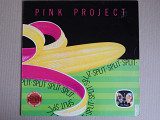 Pink Project ‎– Split (Ultraphone ‎– 6.25 729, Germany) EX+/NM-