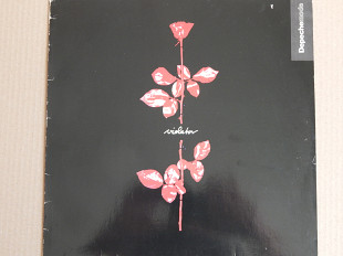 Depeche Mode ‎– Violator (Mute ‎– INT 146.859, Germany) insert EX+/NM-