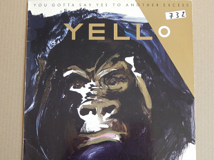 Yello – You Gotta Say Yes To Another Excess (Vertigo – 812 166-1, Germany) EX+/NM-