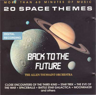 Фирма The Allen Toussaint Orchestra ‎– 20 Space Themes