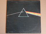 Pink Floyd ‎– The Dark Side Of The Moon (Harvest ‎– SHVL 804, UK) 2 postcards, poster EX+/EX+