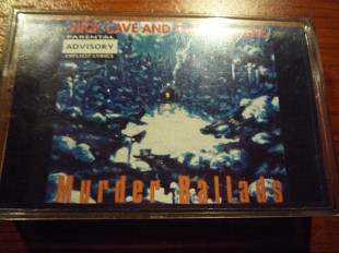 Nick Cave & The bad seeds- murder ballads.