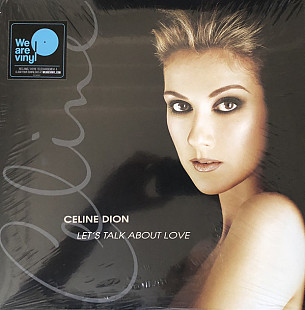 Celine Dion (Let's Talk About Love) 1997. (2LP). 12. Vinyl. Пластинки. Europe. S/S. Запечатанное.