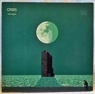 Mike Oldfield (Crises) 1983. (LP). 12. Vinyl. Пластинка. Germany.