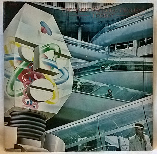 The Alan Parsons Project (I Robot) 1977. (LP). 12. Vinyl. Пластинка. Italy.