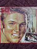 Danny Mirror & The Jordanaires ‎– 50 X The King - Elvis Presley's Greatest Songs NM/NM