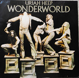Uriah Heep - Wonderworld. Bronze 1974 (Germany)