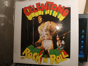 ADRIANO CELENTANO''ROCK-N-ROLL''LP