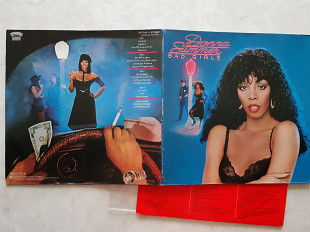 DONNA SUMMER ( produced by GIORGIO MORODER ) BAD GIRLS 2 LP ( CASABLANCA / BELLAPHONE NB 7048 )