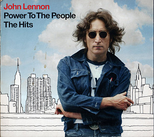 John Lennon ‎– Power To The People: The Hits (Сборник 2010)